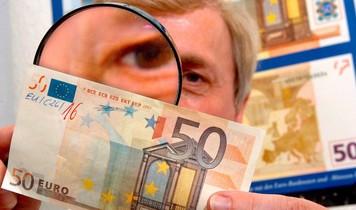 Поддельные евро