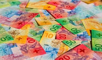Обменять швейцарский франк